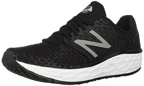 (New Balance Women's Vongo V3 Fresh Foam Running Shoe Black 10 B US)