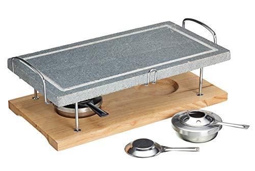 Kitchen Craft Master Class Artesa Pietre m & aacute; griglia Marmo, Multicolore, 15 x 22 x 41,5 cm 5