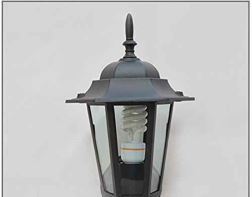 Plafoniere Da Parete Da Esterno : Ehime il corpo umano esterna di rilevamento lampade da parete per