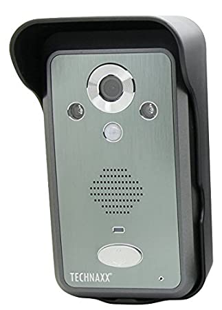 Technaxx 4631 Cámara de Seguridad IP Exterior Caja Gris - Cámara de vigilancia (Cámara de