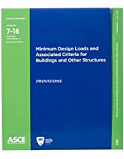 Minimum Design Loads and Associated Criteria for Buildings and Other Structures (ASCE Standard - ASCE/SEI 7-16) Provisions and Commentary 2-book set