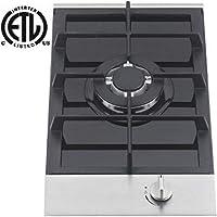 Ramblewood GC1-28P (LPG/Propane Gas) single burner gas cooktop