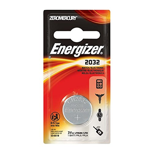 Energizer ECR2032BP Alkaline Battery