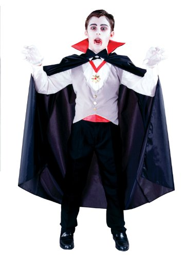 Classic Vampire Child Costume (One -