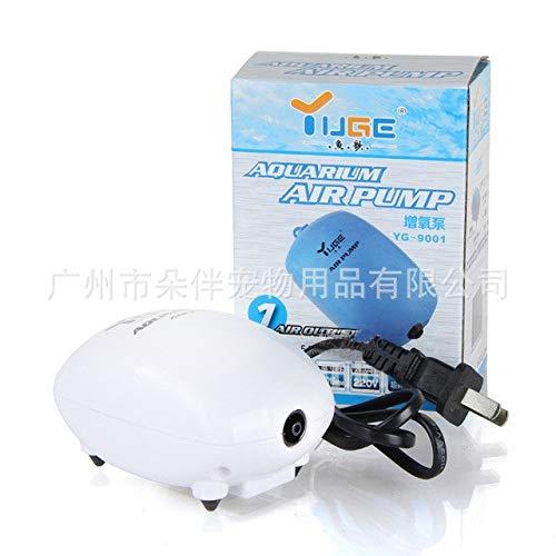 220V Fish Tank Decoration Accessories Oxygenation Pump Aquarium Oxygen Pump   as photo 220V, as description