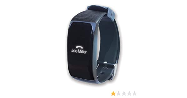 Amazon.com: instaLINK Wearable Smart Phone Alert Watch ...