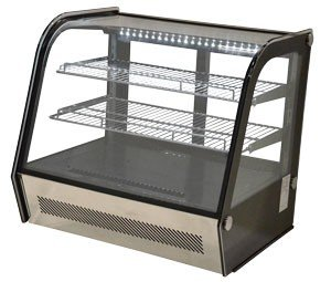 Marchia Mdc120 28 Quot Refrigerated Countertop Display Case
