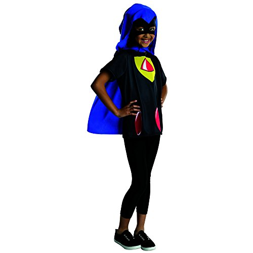 Family Fun Go Costumes (Rubies Teen Titans Go Raven Costume, Child Small)
