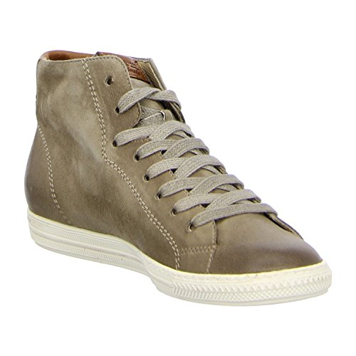 Paul Green 1167-858 - Zapatos de cordones de Piel para mujer taupe/saddle