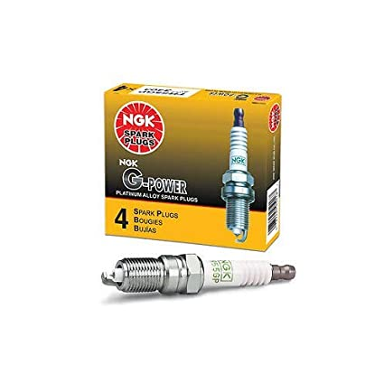 Amazon.com: NGK (7092) Platinum Power Spark Plugs BKR6EGP, Pack of 1: Automotive
