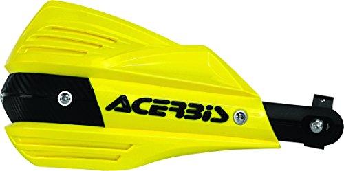 Acerbis X-Factor Handguards (Yellow) ()