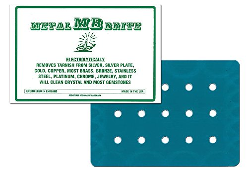 (Metal Brite Electrolytic Precious Metal and Jewelry Cleaner (6