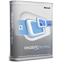 Microsoft Virtual PC for Mac 7.0 with Windows XP Professional [Old Version]