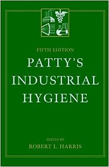 Book Patty's Industrial Hygiene