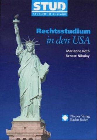Rechtsstudium in den USA