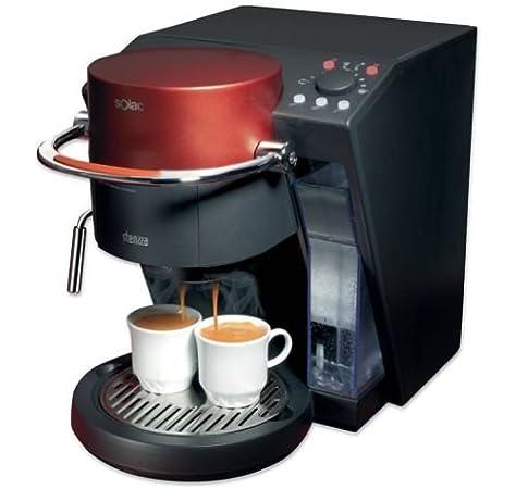 Solac CE 4600 100390 Stenzza - Máquina de café: Amazon.es: Hogar