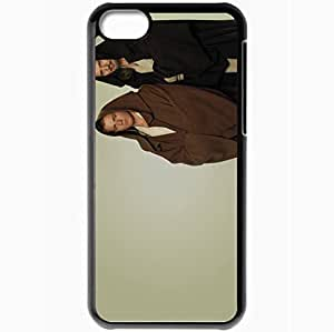 diy phone casePersonalized iphone 6 plus 5.5 inch Cell phone Case/Cover Skin Liam Neeson Ewan Mcgregor Costumes Star Wars Blackdiy phone case