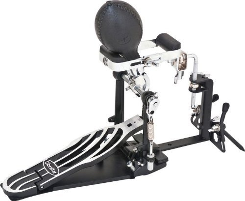 Latin Percussion LP281F Fusheki Pedal Bracket with Maraca