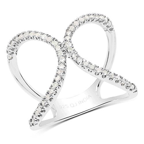 0.33 Ct Genuine Diamond - 1