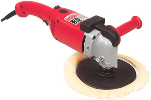 Right Angle Polisher, 7 9 In, RPM 1750