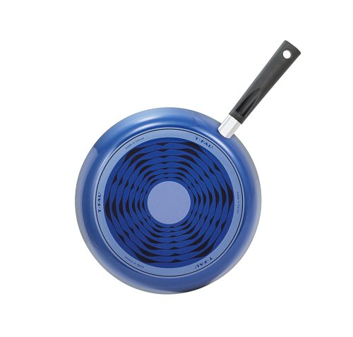 UPC 032406036413, T-fal Color Collection Nonstick 10-1/4-Inch Saute Pan, Blueberry