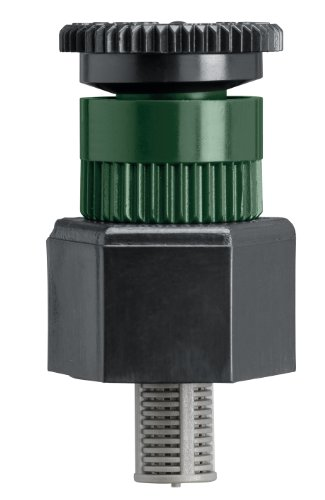 Shrub Spray Head (5 Pack - Orbit 8' Radius Adjustable Spray Shrub Sprinkler Head)