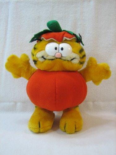 (Dakin Halloween Pumpkin Garfield 10