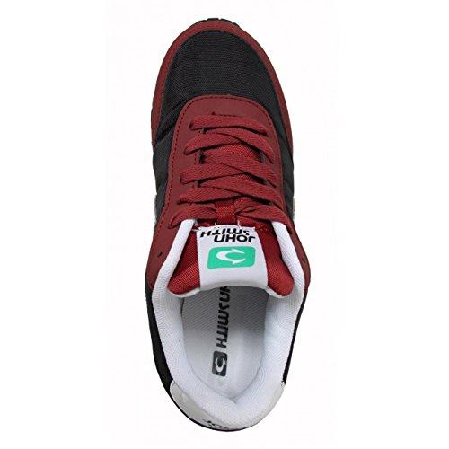 Zapatillas deporte de Mujer JOHN SMITH UXIR W 15I NEGRO-GRANATE