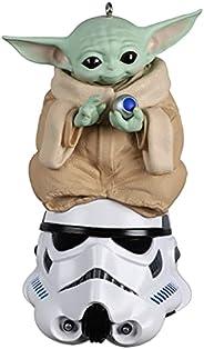 Hallmark Keepsake Christmas Ornament 2021, Star Wars: The Mandalorian The Child