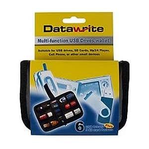 Estuche para Sticks USB y Tarjetas de Memoria - para 9 Sticks/Tarjetas