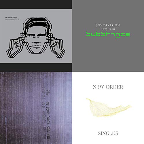 Best of New Order & Joy Division (New Order The Best Of New Order)