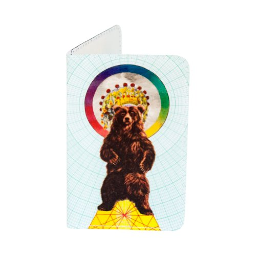 Magical Bear Gift Card Holder & Wallet