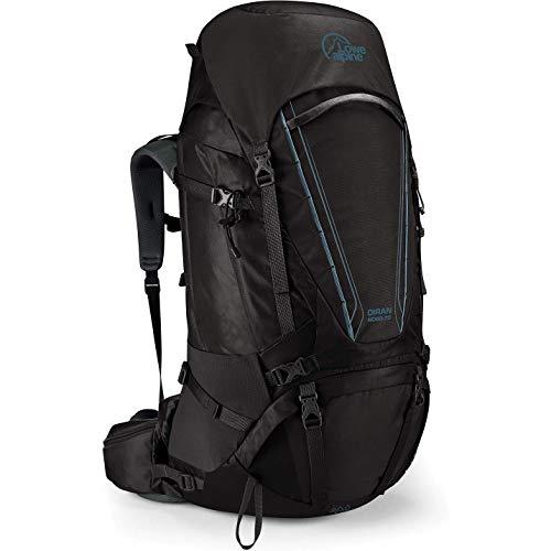 Lowe Alpine Womens DIRAN ND60:70 Backpack (Anthracite) (Lowe Alpine Women)