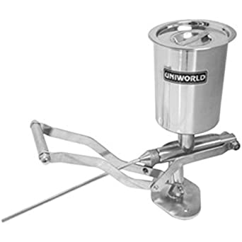 Amazon.com: uniworld Acero Inoxidable churro Pastry Filler 2 ...