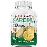 Tone Fire Garcinia Pills - Advanced Weight Loss - Thermogenic Fat Burning Formula