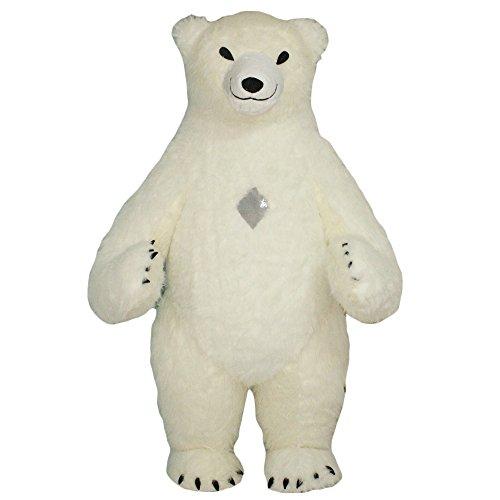 Polar Bear Mascot - 5