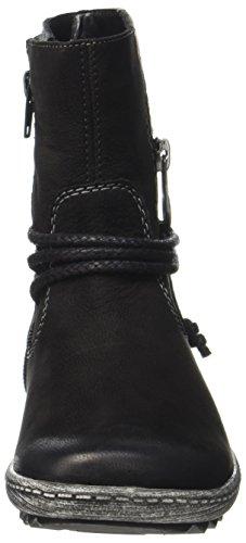 Remonte Ladies R1484 Boots Black (nero / Granito)