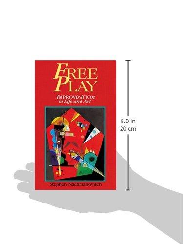 Free Play Stephen Nachmanovitch Pdf