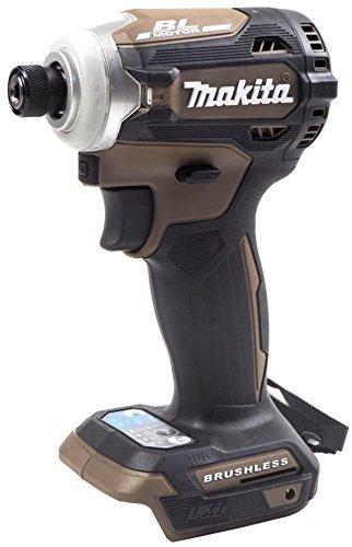 マキタ(Makita) 充電式インパクトドライバ(ブラウン) 14.4V バッテリ充電器ケース別売 TD161DZAB B072HJB83Y