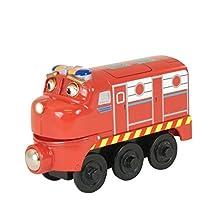 Chuggington Wooden Railway Patrol Wilson Set