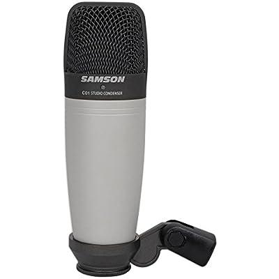 samson-c01-condenser-microphone