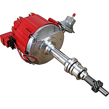 Brand New Dragon Fire HEI Ignition Distributor FITS Ford 351W WINDSOR Small  Block SBF V8 5 8L DFW-DF