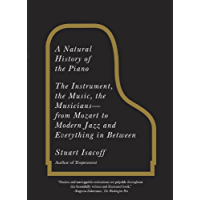 A Natural History of the Piano: The Instrument, the Music, the Musicians--from Mozart to Modern Jazz and Everything in… book cover