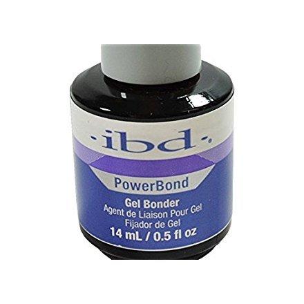 ibd Gel Bonder POWER BOND Just Gel Polish Bonder Secures gel