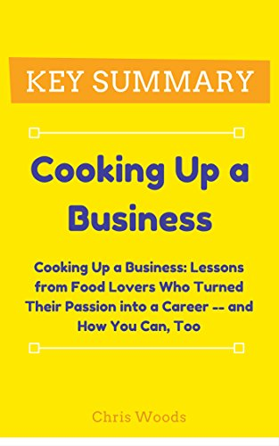 Amazon Key Summary Cooking Up A Business Lessons From Food