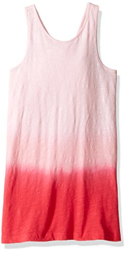 Dip Dye Tank Dress - Splendid Girls' Dip Dye Tank Dress, Pink, 3T