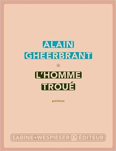 Livres gratuits en ligne L'homme troué : Poèmes epub pdf