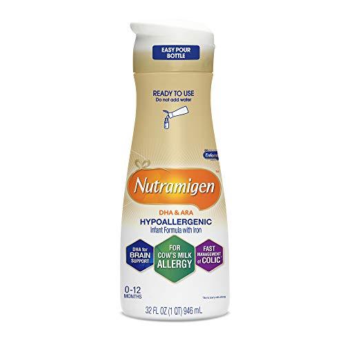 Enfamil Nutramigen Infant Formula, Ready to Use, 32 Fluid Ounce Bottle by Enfamil (Image #13)