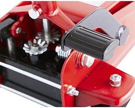 Suministros Ind Orozco Gato Elevador Hidraulico de Carretilla con Pedal 3 Toneladas