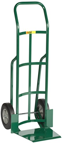 Little Giant T-360-10 Shovel Nose Hand Truck with Continuous Handle, 800 lb Capacity, - Trucks Giant Hand Little